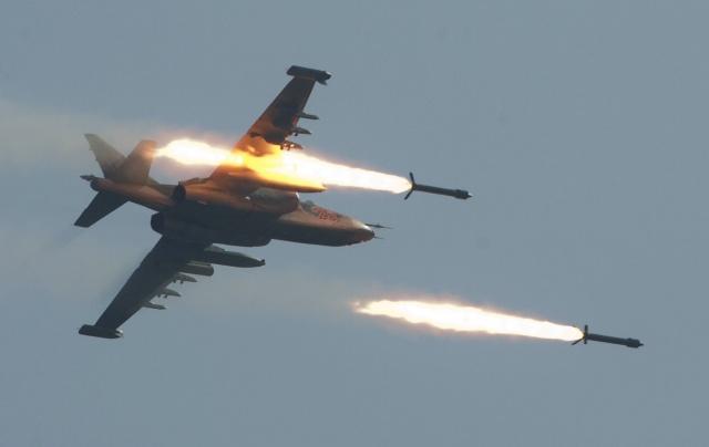 Russian-warplanes