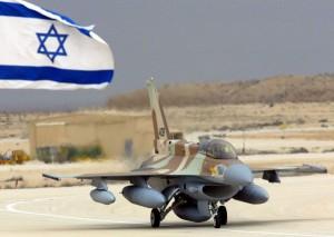 Israeli-air-force-American-F-16