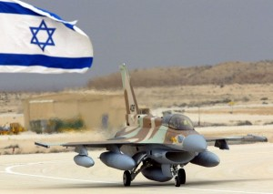 Israeli-air-force-American-F-16
